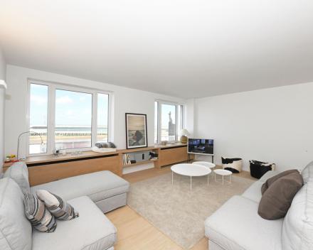 Inrichting appartement aan zee