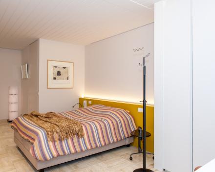 Inrichting woon- en slaapkamer