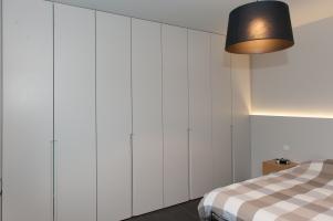 Slaapkamer -en ganginrichting